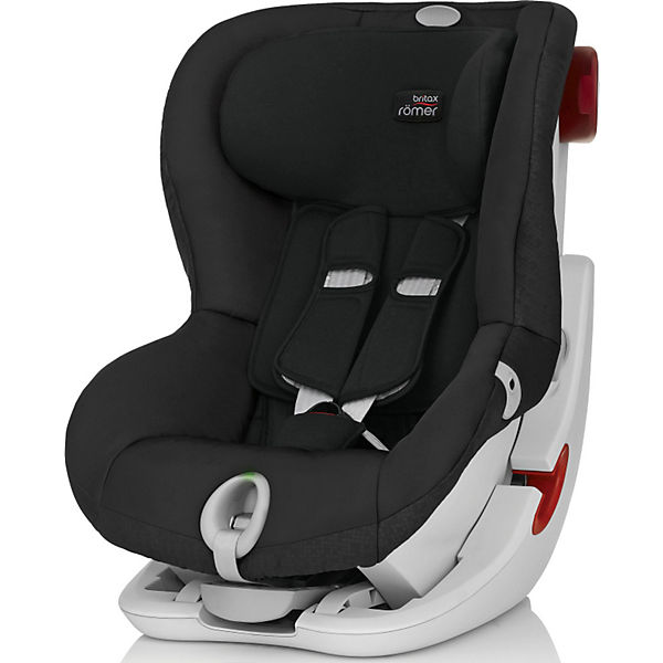 Auto-Kindersitz King II LS, Black Thunder, 2015