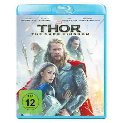 BLU-RAY Thor - The Dark Kingdom