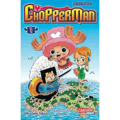 Chopperman, Band 1