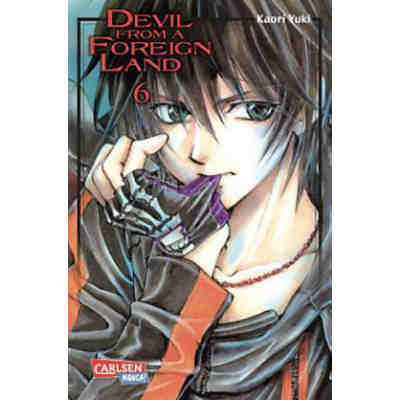 Devil from a foreign Land, Band 6