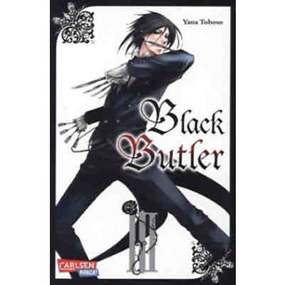 Black Butler, Band 3