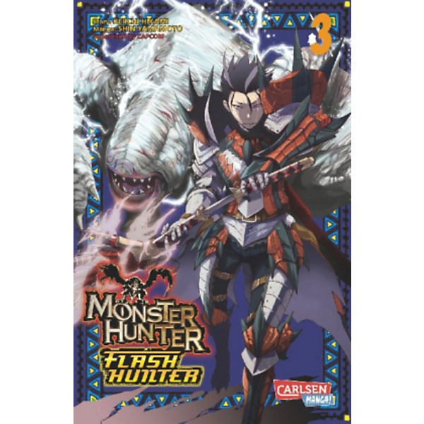 Monster Hunter Flash Hunter, Band 3