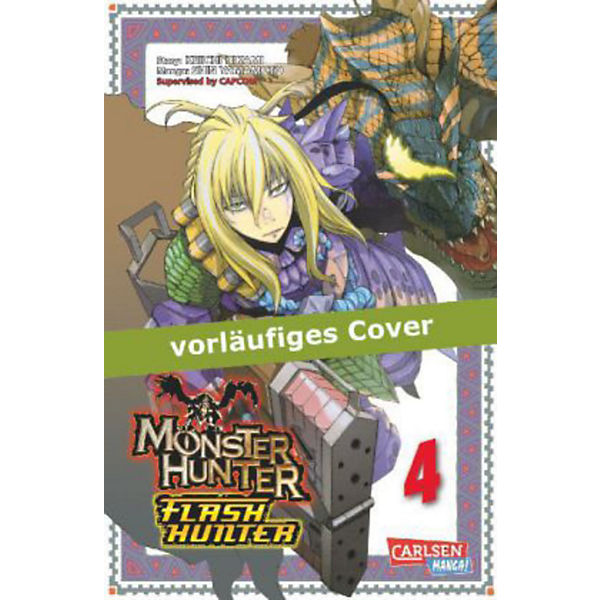 Monster Hunter Flash Hunter, Band 4
