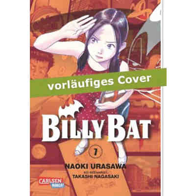 Billy Bat, Band 7