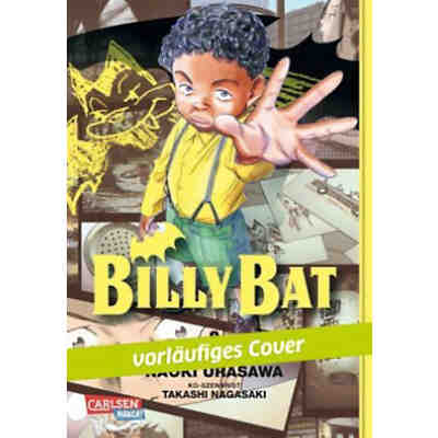 Billy Bat, Band 8