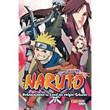 Naruto - Geheimmission im Land des ewigen Schnees, Band 1