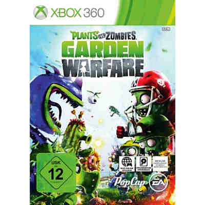 XBOX360 Plants vs Zombies - Garden Warfare