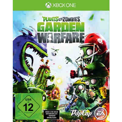 XBOXONE Plants vs Zombies - Garden Warfare