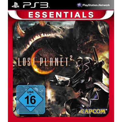 PS3 Lost Planet 2 - Essentials