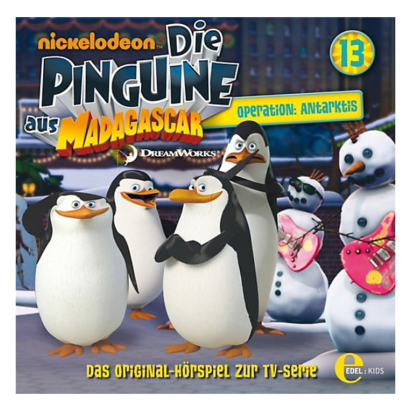 CD Die Pinguine Aus Madagascar-(13)Original HSP z.TV-