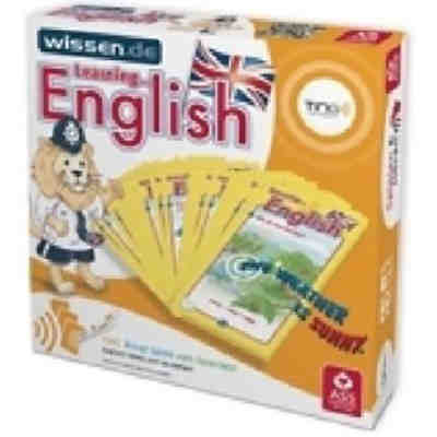 "TING-Audio Quizspiel ""Learning English"" (Kinderspiel)"