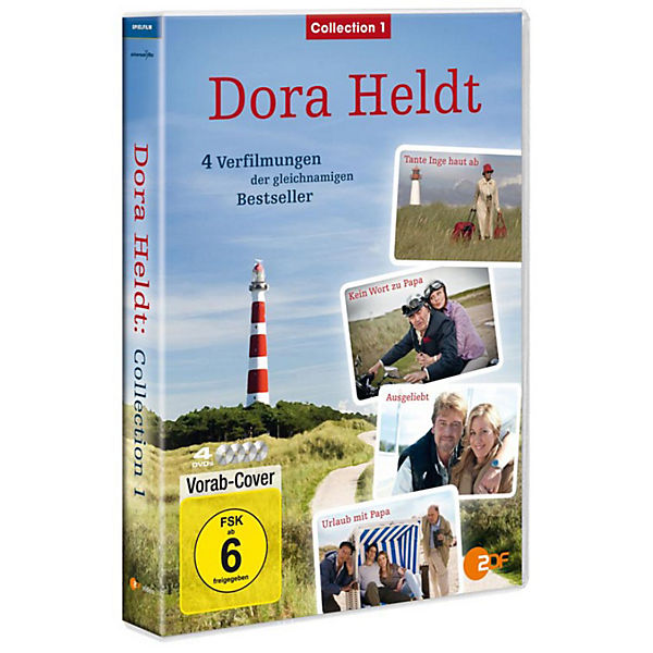DVD Dora Heldt - Collection 1