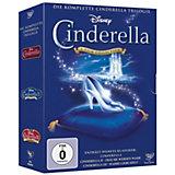 DVD Cinderella - Trilogie (SC)