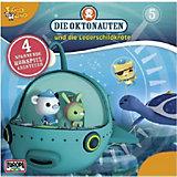 CD Die Oktonauten 05 - die Lederschildkröte