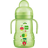 Trinkflasche Trainer, 220 ml, grün