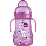 Trinkflasche Trainer, 220 ml, pink