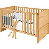 Kinderbett FAGUS, Buche vollmassiv, geölt, 70 x 140 cm