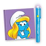 Набор секретный дневник с магической ручкой, Смурфетта