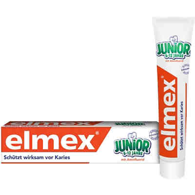 Elmex Junior- Zahncreme, 75 ml