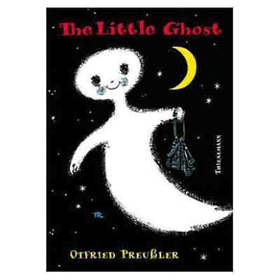 The Little Ghost / Das kleine Gespenst, engl. Ausg.