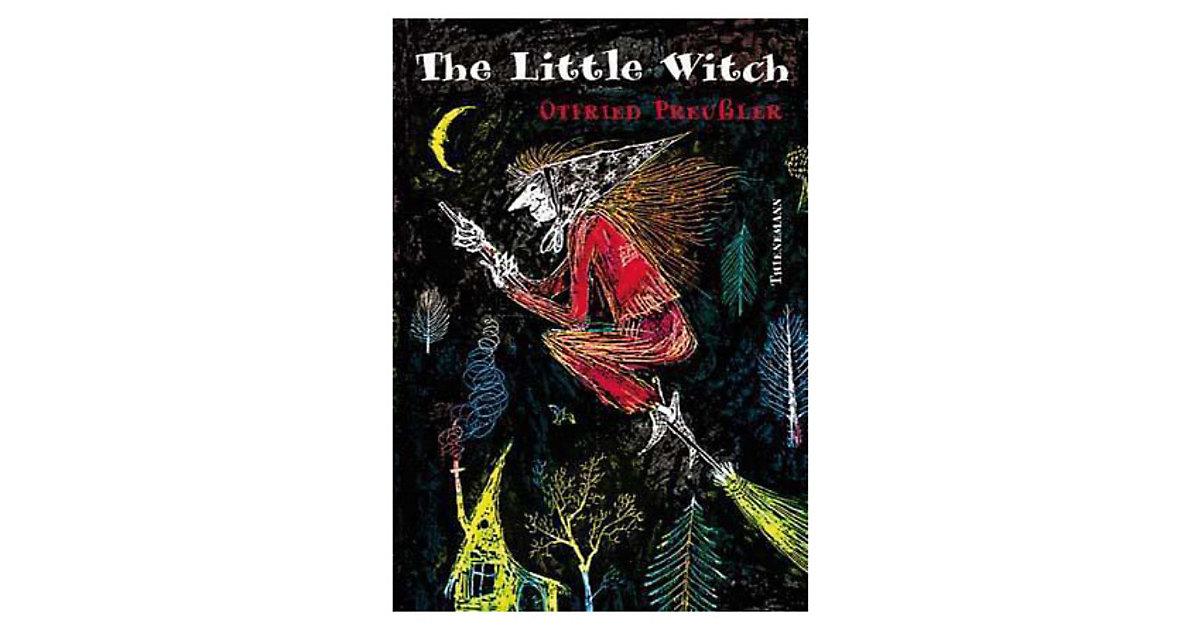 Buch - The Little Witch / Die kleine Hexe, engl. Ausgabe