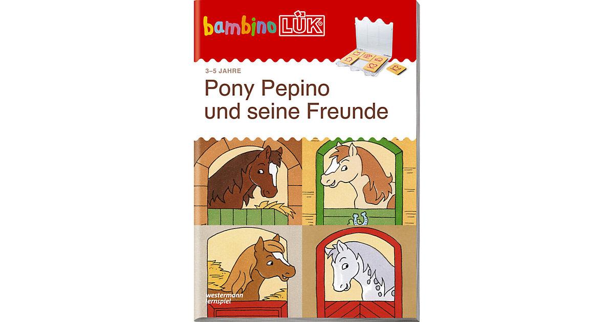 bambino LÜK: Ponys
