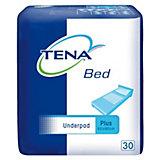 Одноразовые впитывающие простыни Tena Bed Underpad Normal 60х60 см., 30 шт