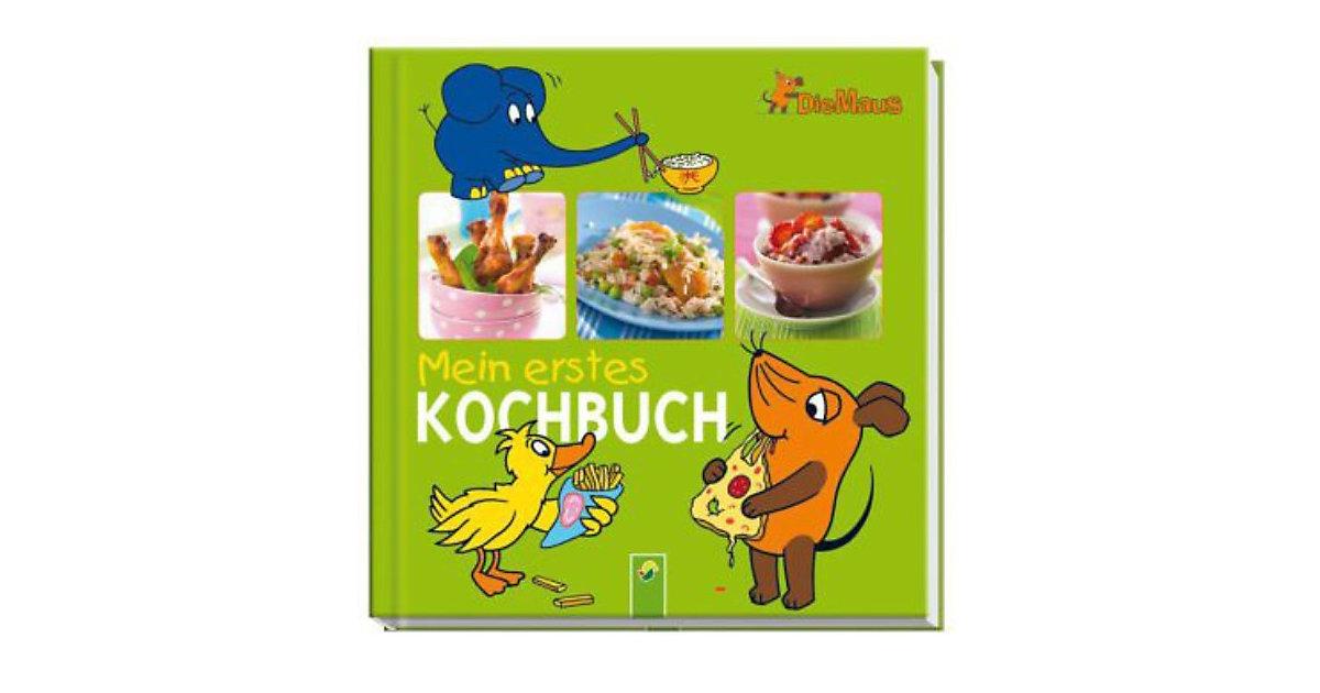 Buch - Die Maus: Mein erstes Kochbuch