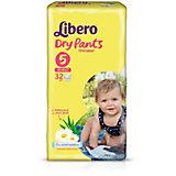 Трусики Libero Dry Pants, Maxi Plus 10-14 кг, 32 шт.