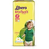 Трусики Libero Dry Pants, XL Plus 16-26 кг, 28 шт.