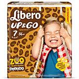 Трусики Up&Go, XL Plus 16-26 кг (7), 12 шт., Libero