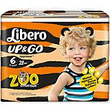 Трусики Up&Go, XL 13-20 кг (6), 28 шт., Libero
