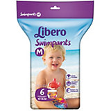 Трусики для плавания Libero Swimpants, Medium 10-16 кг, 6 шт.