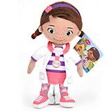 Мягкая игрушка Доктор Плюшева, 25 см, Disney