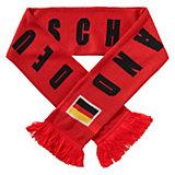 Deutschland-Fan Schal