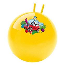 "Мяч - попрыгунчик ""Клуб Микки"", 50 см, Микки Маус"