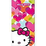 Badetuch Hello Kitty, Mimi Love, 75 x 150 cm