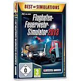 PC Flughafen-Feuerwehr-Simulator 2013