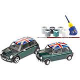 Revell Modellbausatz - Geschenkset Mini Cooper im Maßstab 1:24