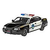 Revell Modellbausatz Chevy Impala Police Car im Maßstab 1:25