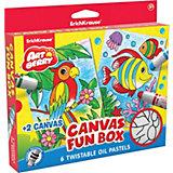 Набор для творчества Canvas Fun box Artberry