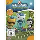 DVD Die Oktonauten 09 - und die Meeresechsen