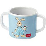 Sigikid 24428 Melamin-Tasse Semmel Bunny