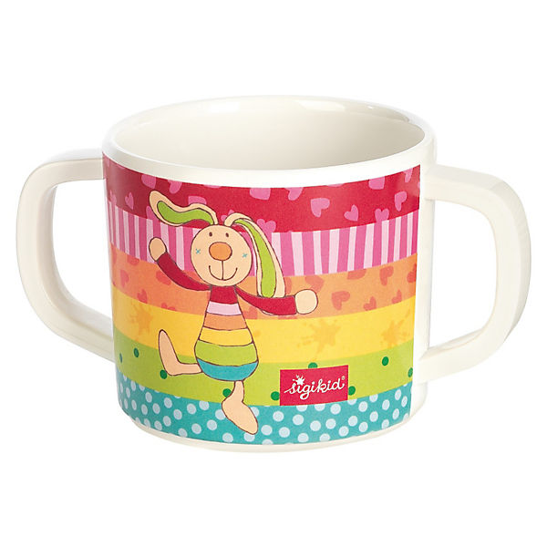 Melamin-Tasse Rainbow Rabbit (24440)
