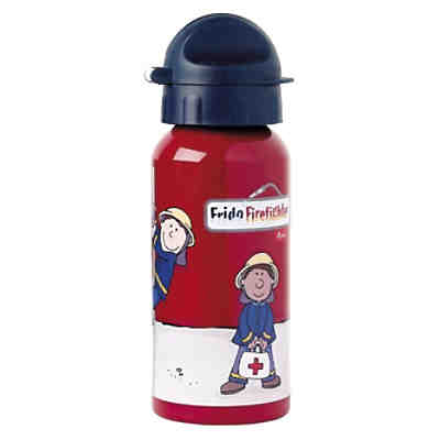 Trinkflasche Frido Firefighter, 400 ml