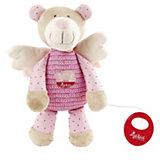 Sigikid 40877 Spieluhr Schutzengel Bär pink