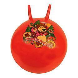 Мяч-прыгун, 55 см, Маша и медведь