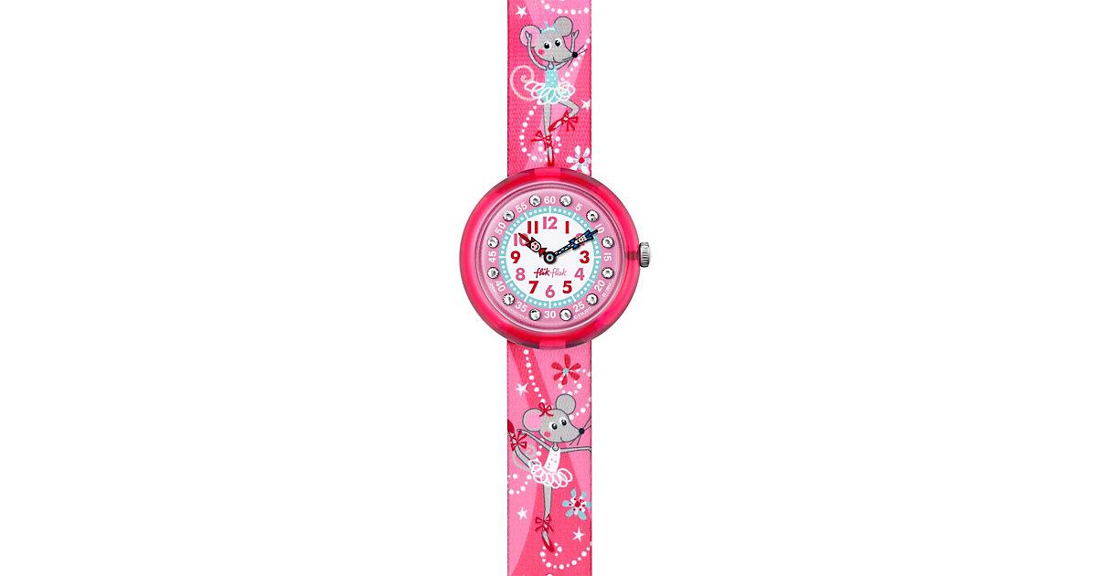 Kinder Armbanduhr UN RÊVE DE DANSEUSE pink Mädchen Kinder