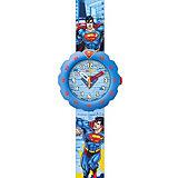 Kinder Armbanduhr SUPERMAN'S BACK IN TOWN