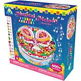 Sticky Mosaics Kreativset Magical Melody Schmuckschatulle